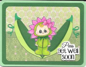 Sweet Pea - Get well soon - FR 300 dpi