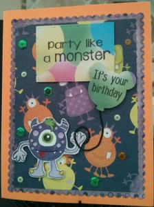 Monster BD Front