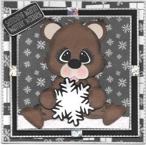 Christmas Bear5_300 dpi