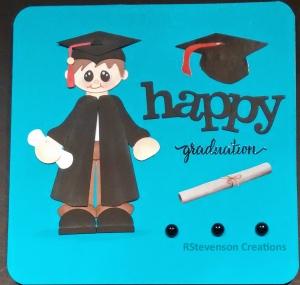 Boy-Graduate