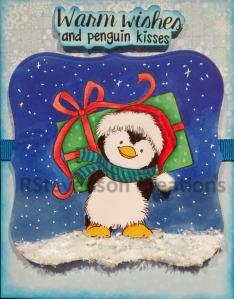 penguinpresent