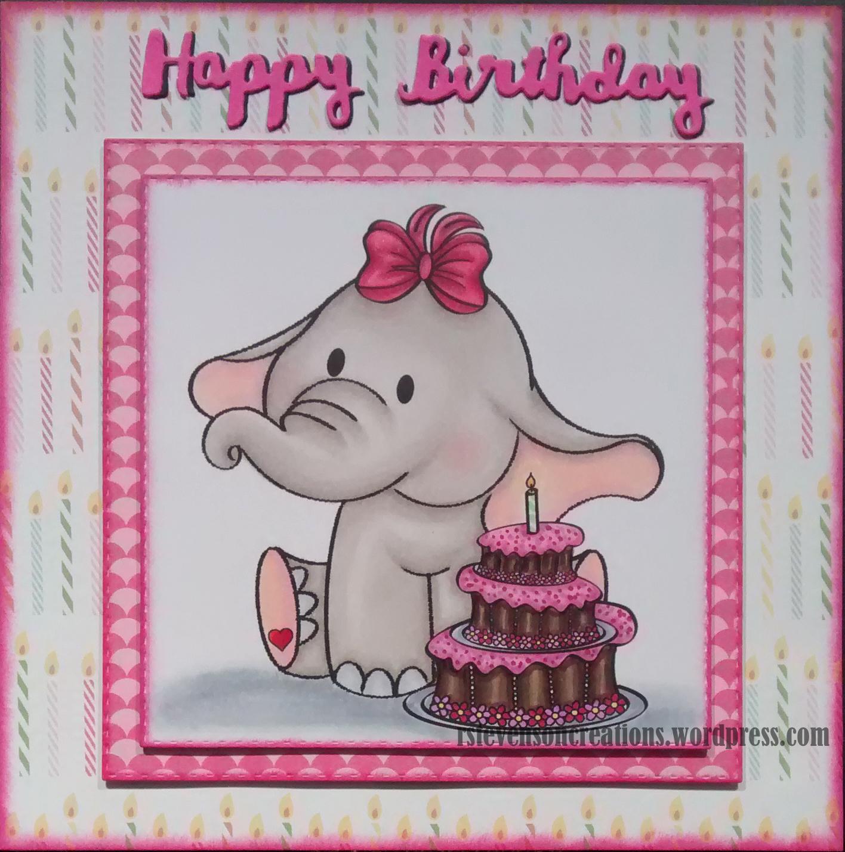 Echo Parks Paper Co Birthday Wishes By Alisha Gordon 6 X