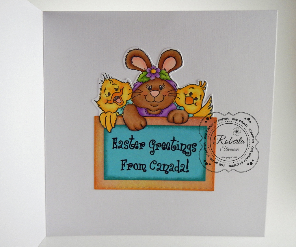Metal Cutting Die E31 'Easter' WORD With Bunny /& Egg